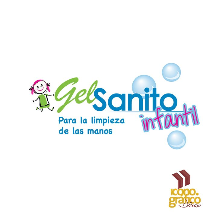 Logotipo Gel anti bacterial (Tonalá, Jalisco)