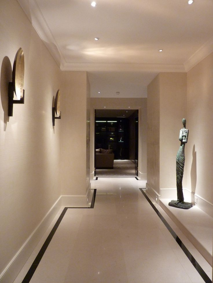 Awesome Residential Hallway Lighting