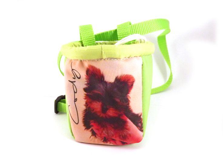 ColorFunDogs dog treat bag #colorfundogs #treatbag