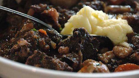 Beef bourguignon recipe : SBS Food