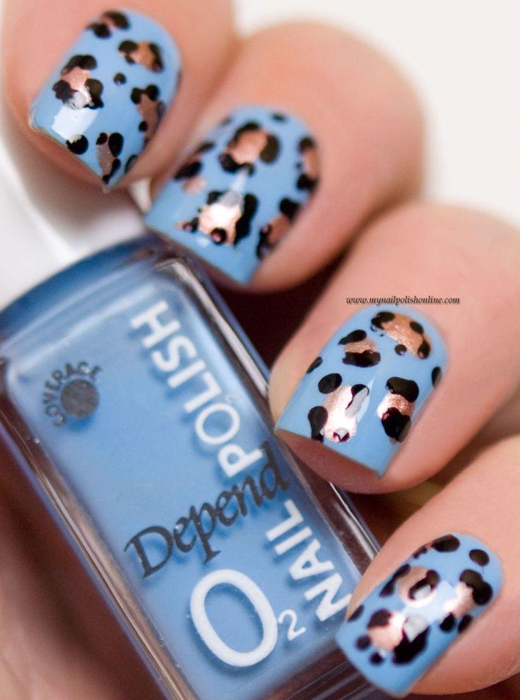 Best 25+ Leopard print nails ideas on Pinterest | Leopard ...