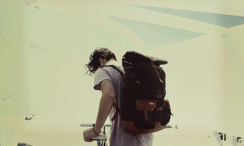 Pedreira backpack always have room for more!