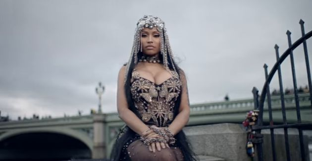 Nicki Minaj, Drake, Lil Wayne - No Frauds - WorldstarHipHop Videos