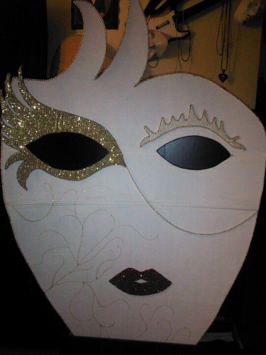 Pink Masquerade Ball Masks  eBay