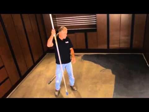 Best 25 concrete floor coatings ideas on pinterest for Versatile garage floors