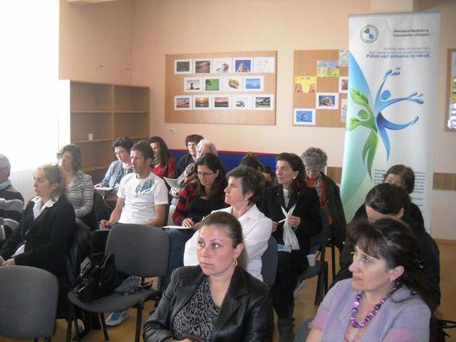 SÂNTIMBRU judetul ALBA – Seminarul pentru formare de formatori, educaţie ecologică
