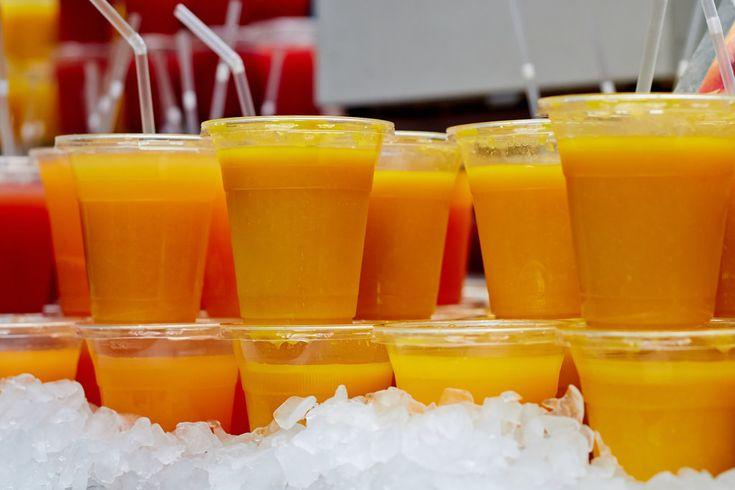 Letná bomba: Vyrobte si zo štyroch pomarančov deväť litrov džúsu