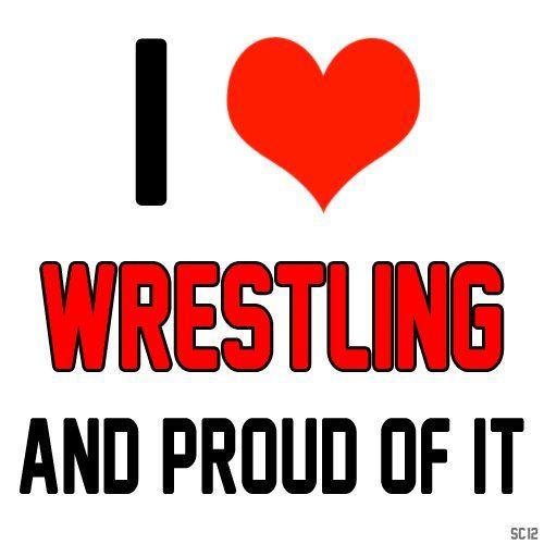 I <3 Wrestling
