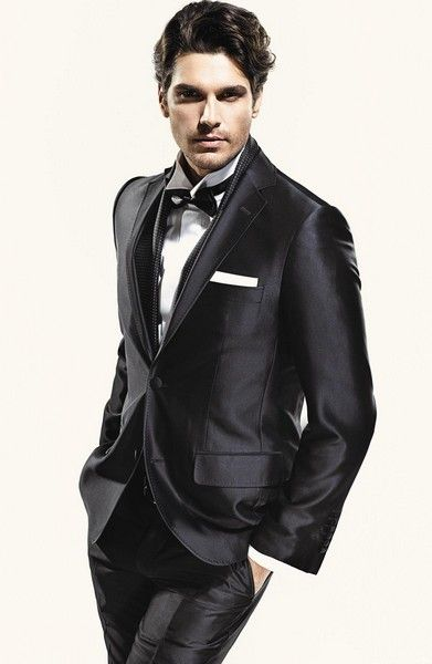 Bespoke. Men's Tuxedo Men's suit Men's Fashion