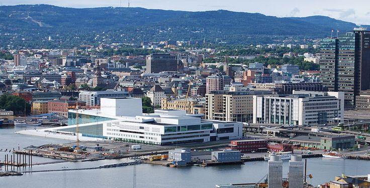 Viaje de verano por Oslo - http://www.absolutnoruega.com/viaje-de-verano-por-oslo/