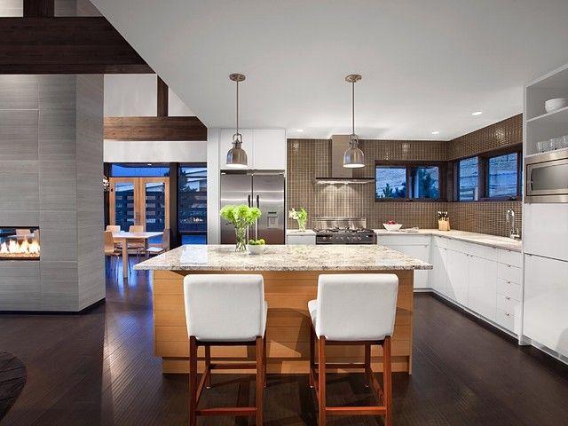 81 best Ultra Modern Kitchens images on Pinterest ... on Ultra Modern Luxury Modern Kitchen Designs  id=36010