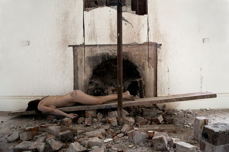 Jana Maré  'Around the House'-Edmund Pearce Gallery
