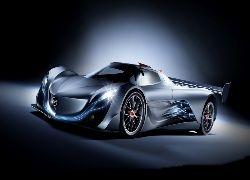 Mazda, Samochód, Rajdowy, Prototyp