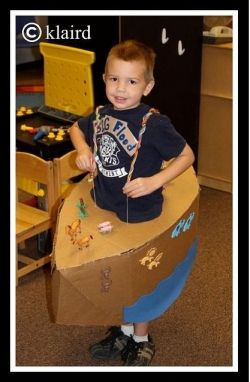 Homemade Biblical Noah's Ark Costume and other Creative Christian Bible Character Costumes for Kids    My younger son goes to a Christian preschool...