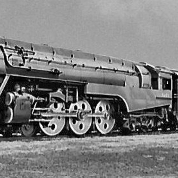 NYC Hudson locomotive by Henry Dreyfuss | TriptoD.com ... Henry Dreyfuss Train