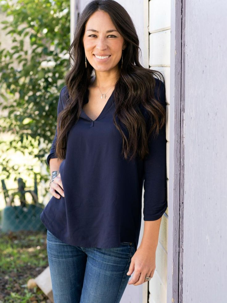 Joanna Gaines Pictures Our Favorites From Hgtv S Fixer