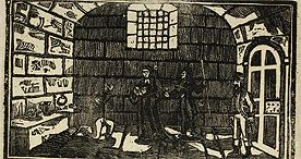 Crime and punishment 1700's