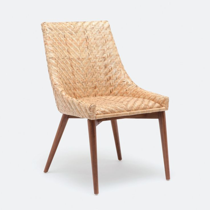 Best 25+ Rattan Dining Chairs Ideas On Pinterest