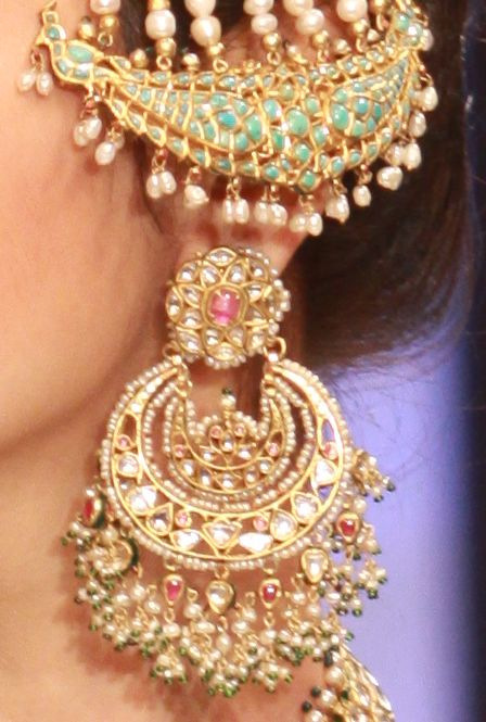 Indian Wedding Jewelry.