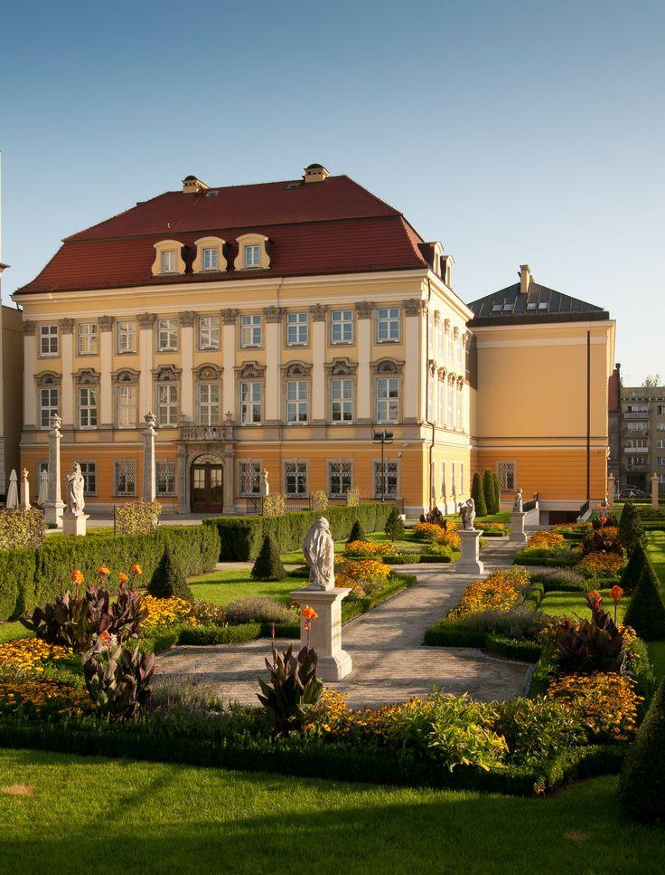Royal Palace,Wrocław,Poland. (Anna Gąsior)