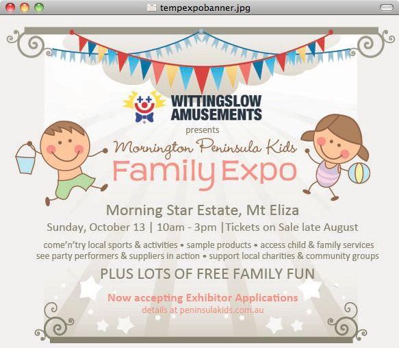 Mornington Peninsula Kids Family Expo