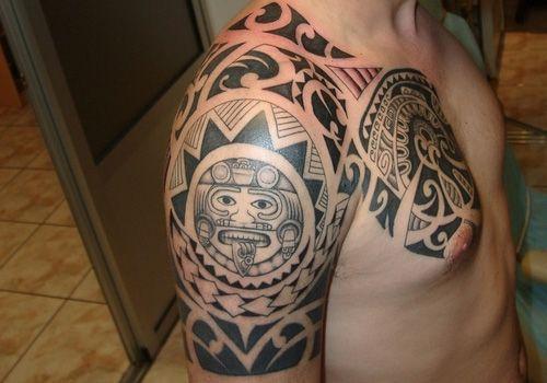 Fabulous Maori Tattoo