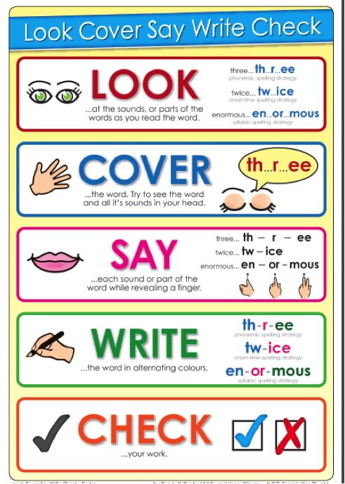 Best 25 look cover write check ideas on pinterest look cover say write check is a great strategy for children to ccuart Choice Image