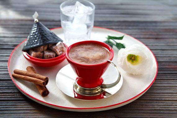 Tarçınlı Türk Kahvesi