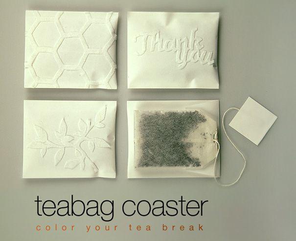 On The Death Of A Teabag   Yanko Design