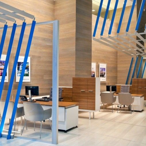 Bank United commissioned Gensler to design the retail prototype for its commercial bank debut in Manhattan. Taking advantage of physical presence...
