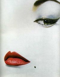 макияж 50-х годов