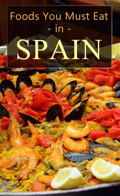Foods To Eat In Valencia