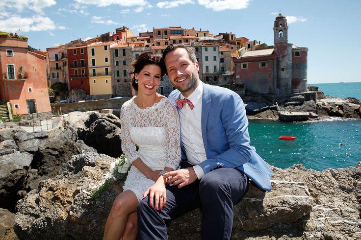 Hochzeit in Lerici