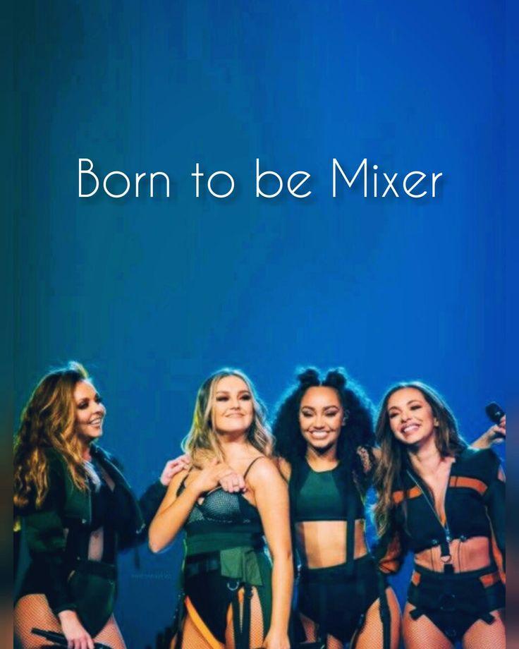 Proud Mixer!!