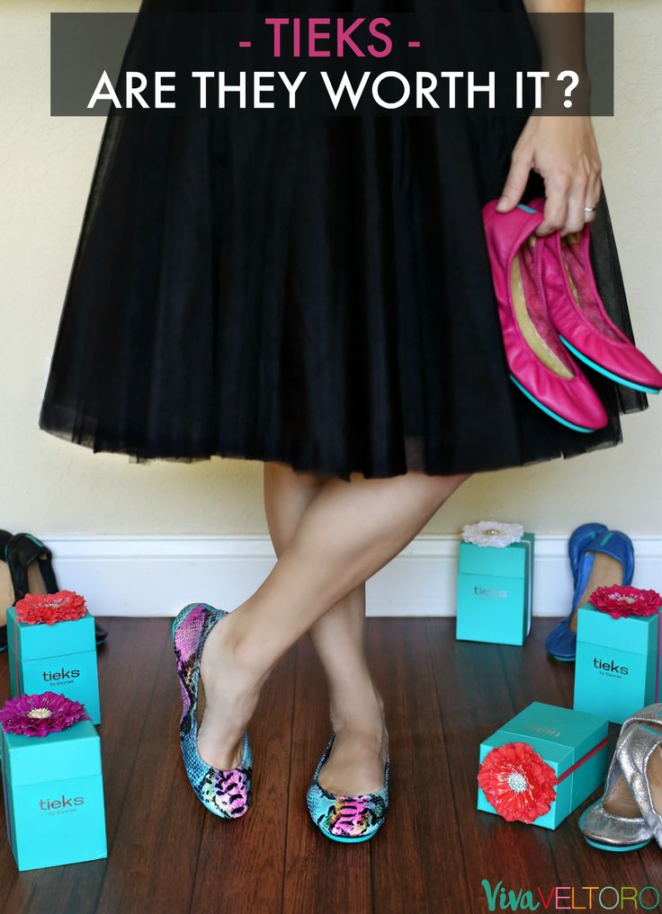 Wondering if Tieks are worth it? Here's your answer!