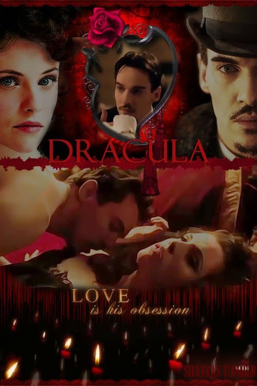 Dracula (NBC, 2013) NBC cancelled the show like idiots... hopefully a cable syfy channel will buy/and take it forward!