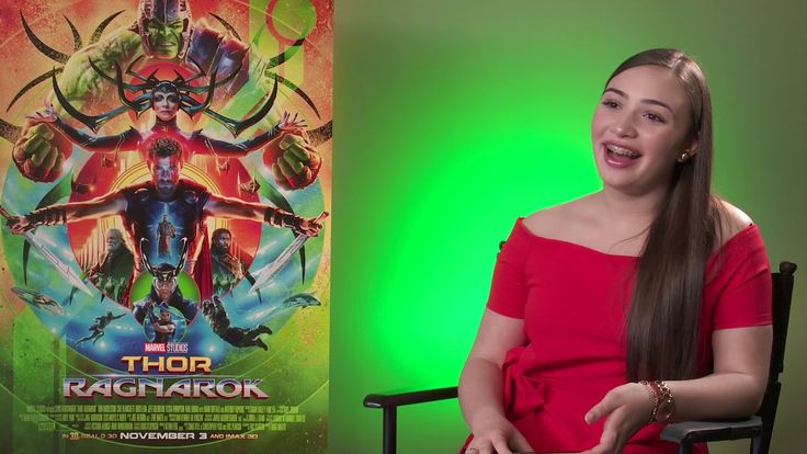 Thor: Ragnarok interview with Karl Urban conducted by KIDS FIRST! Film Critic Alejandra G. #KIDSFIRST! #ThorRagnarok