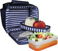 Bolsa back to school iris 9139-t azul
