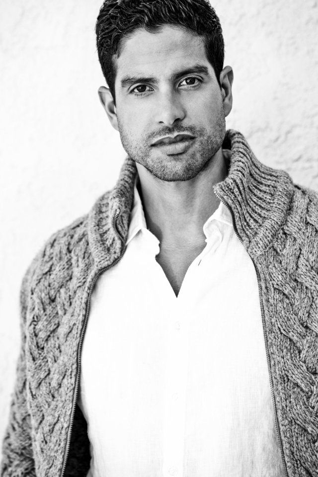 Adam Rodriguez - Yes he was on CSI: Miami but, he's a good looking guy too.