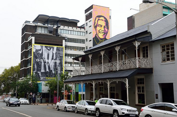 Braamfontein, Johannesburg, Gauteng, South Africa | by South African Tourism