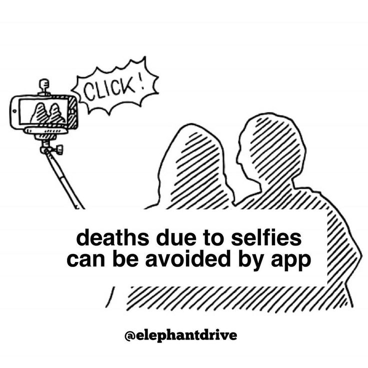 The #application - still in testing - warns when people are at risk. . .  According to a study 15 people died because of #selfies in 2014; 39 in 2015; and 73 in the first eight months of 2016. .  The study conducted by PhD student Hemank Lamba and a team of friends from Carnegie Mellon University in Pittsburgh also traces the locations and causes of death in various parts of the world. . . . .