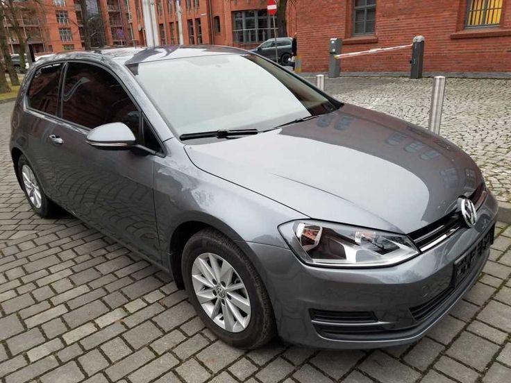 2015 VW GOLF 7, 74tkm, 1.8TSI, HU09/19