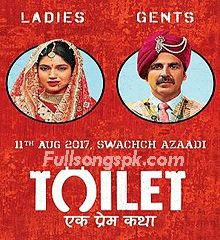 Do you want to download Toilet Ek Prem Katha MP3 songs? The film is about PM Narendra Modi (Indian Prime Minister) Swacha Bharat Abhiyan. It is comedy genre movie based on the unhygienic situations in rural places of India. This is an upcoming Bollywood film directed by Shree Naranyan Singh. The movie is written by …