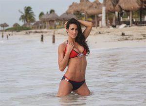 Las porristas de los Broncos de Denver visitaron y le dieron aún más brillo a las playas de Cancún, donde llevaron a cabo sesiones fotográficas que tendrán como resultado el calendario 2017 de este grupo de animación. A través de twitter, las Broncos Cheerleaders, publicaron algunas de las imágenes captadas durante su estancia en el […]