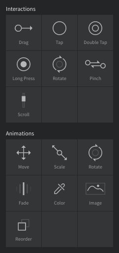 Prototyping Mobile Animations with Pixate #interaction #design #tools #UX