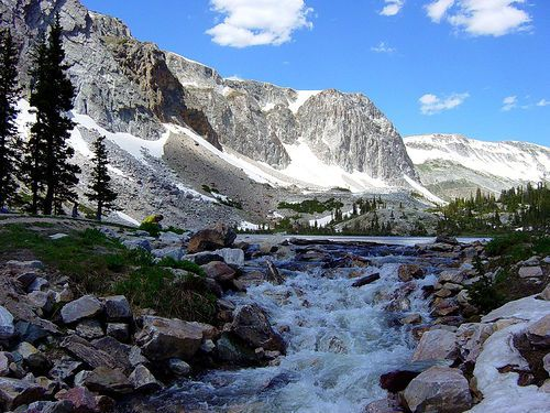 Medicine Bow WY - one of the last unspoiled breath-takingly beautiful places