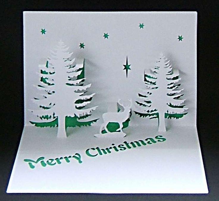 Realizzare un cartoncino di auguri di Natale pop up non è difficile! Seguendo le nostre indicazioni otterrete un simpatico biglietto animato da un pupazzo di neve molto originale!