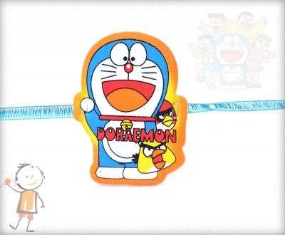 Doraemon Kids Rakhi - kids rakhi - Buy online at best price in india ~ Kids Rakhi - BablaRakhi.com
