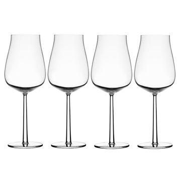 iittala Essence Plus White Wine 4lü Şarap Kadehi-65 cl