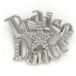 2609 Praise Dance Pin
